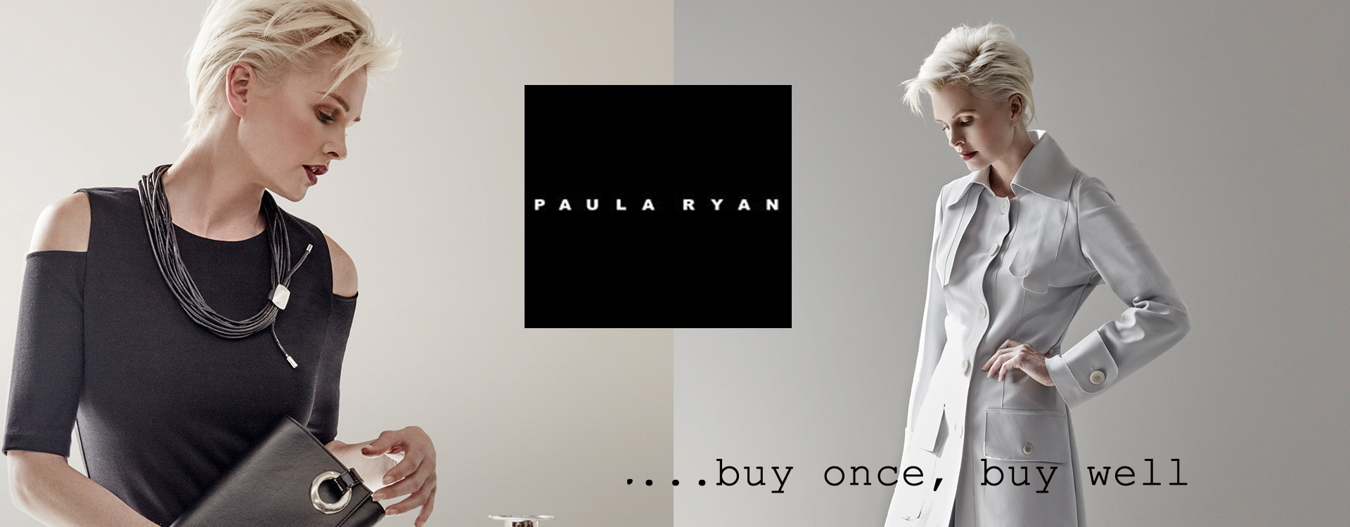 Paula Ryan WINTER COLLECTION 2017